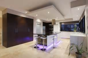 modern kitchen island pendant lights bulkhead designs ceilings kitchen contemporary with purple