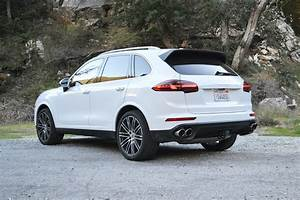 2017 Porsche Cayenne S One Weekend Review Automobile