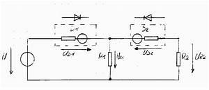 Spannung Berechnen Mechanik : diodenschaltung spannungsberechnung ber widerstand ~ Themetempest.com Abrechnung