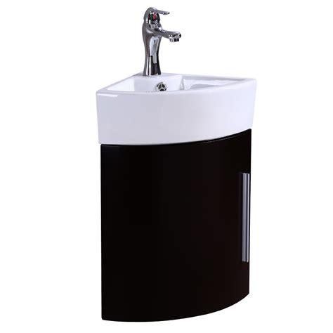 bathroom cabinet vanity corner sink ebay