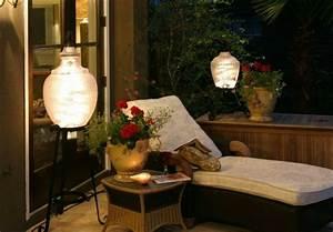 Balkon Liege Für Zwei : balkon und garten lampen leuchten moderne coole ideen ~ Markanthonyermac.com Haus und Dekorationen
