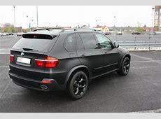 E70 SCHWARZMATT [ BMW X1, X3, X5, X6 ]