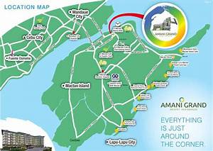 AMANI GRAND RESORT RESIDENCES, Barangay Pusok, Lapu Lapu