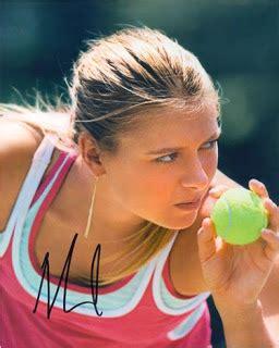 sports world world famous female tennis players