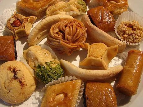 la cuisine marocaine patisserie paperblog