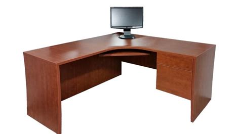 Ameriwood Dover Desk Federal White by Computer Desk With Hutch