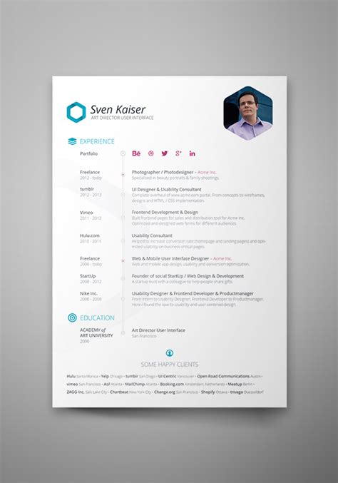 Great Cv Templates Free by Best Design Resumes 2015 Search Design Resumes