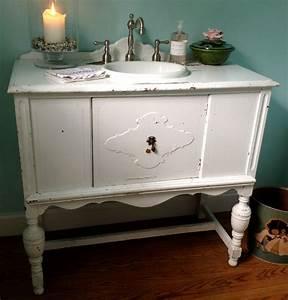 Vintage, Sink, Fixture, Storage