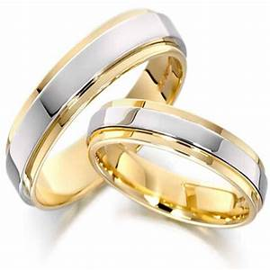 wedding rings silver and gold unusual navokalcom With gold silver wedding rings