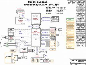 Lenovo Ideapad V370  V370a Schematic  La37 10252