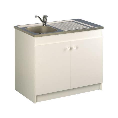 assemblage meuble cuisine meuble sous evier blanc sans decoupe lorans robinetterie
