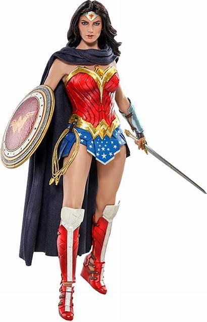 Wonder Woman Comic Figure Concept Toys Justice
