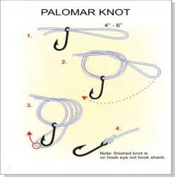 Braided Fishing Line Knots Palomar