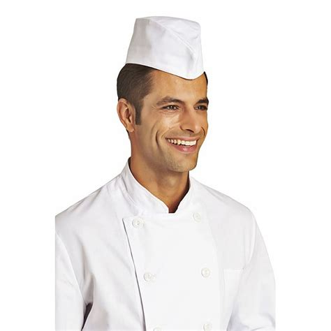 calot cuisine calot cuisine blanc 100 coton sergé