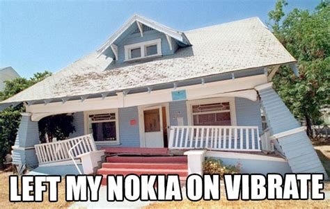Melbourne Earthquake Meme - 5 things we will miss about nokia now that it is gone