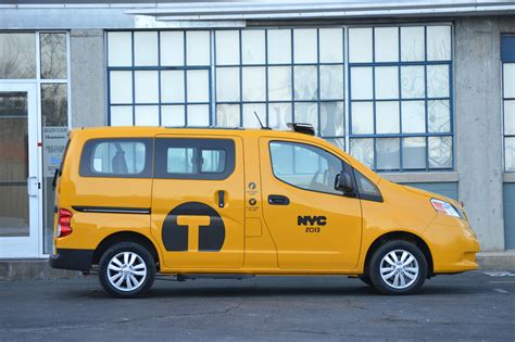 2018 Nissan Nv200 Taxi Quick Spin Photo Gallery Autoblog