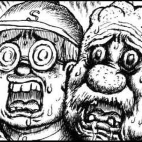 漫画太郎の驚いた画像