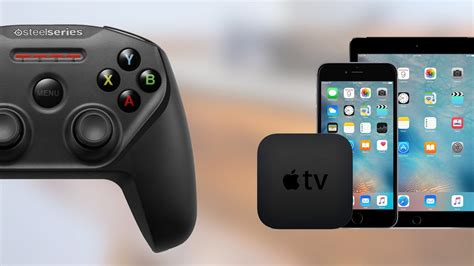 apple tv with iphone top 3 gamepads for apple tv iphone and os x