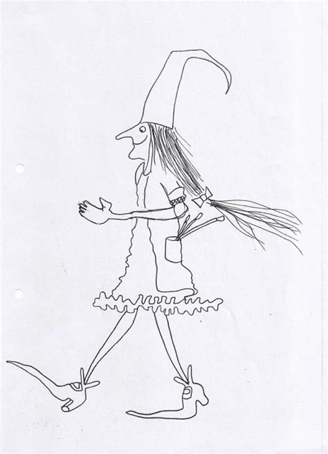 zilly die zauberin zilly pinterest hexe tiere zum