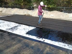 Sealing Concrete Roof Gallery