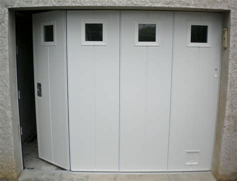 dimension garage portail de garage avec porte
