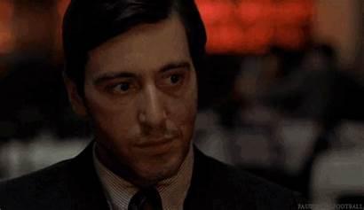 Godfather Corleone Michael Film Pacino Al Gifs