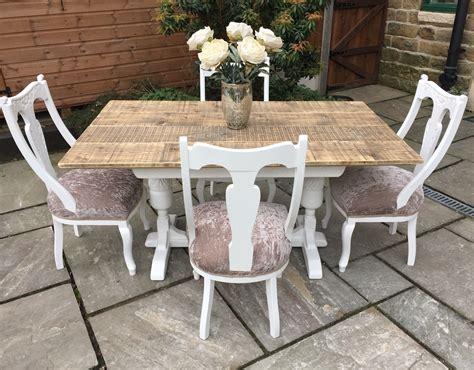 farmhouse kitchen table seats 6 vintage farmhouse dining table 4 antique chairs seats