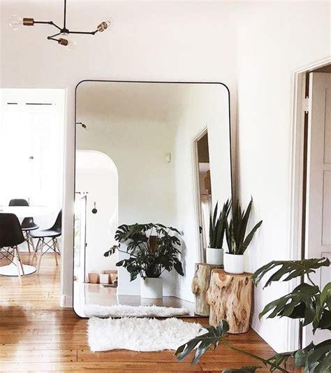 le miroir xxl pour  interieur lumineux   affirme