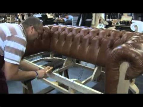 sofa selber bauen polster chesterfield sofa 製程分享ii