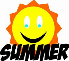 Image result for summer term clipart