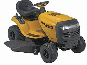Poulan Pro Pb195a46lt    960420147 46 In Riding Mower At