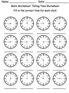 time images time worksheets telling time