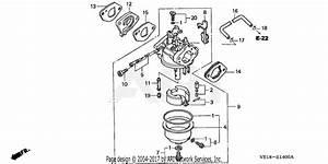 Honda Hrm215k4 Sxa Lawn Mower  Usa  Vin  Mzbb