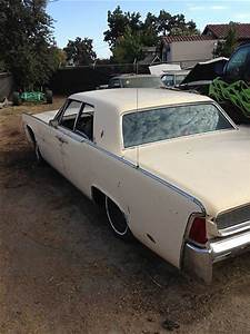 Purchase used 1961 Lincoln Continental 1962 1963 1964 ...