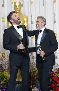 George Clooney Oscars 2013