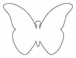Best 25 printable butterfly ideas on pinterest for Butterfly template pdf