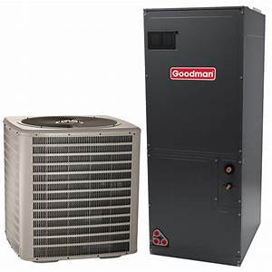 5 Ton Goodman Manufacturing Company 14 Seer Central Air