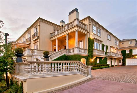 elon musk house see inside elon musk s bel air mansions money