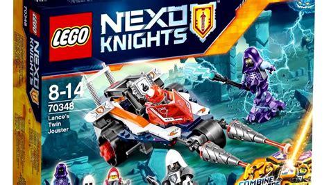 Lego Nexo Knights 2017 Sets