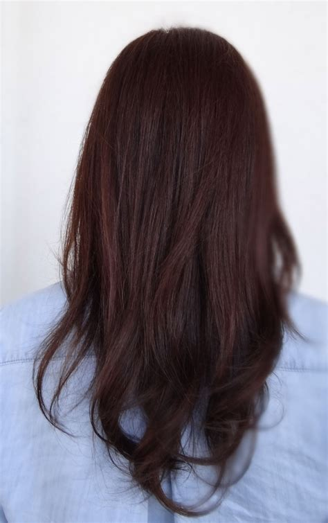 Perfect Reddish Brown By Sarah Conner Hair Hair Hair