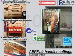 Low Volt Wiring Diagram For Goodman R22 Heat Pump Package Unit Gph    H With Heat Strips