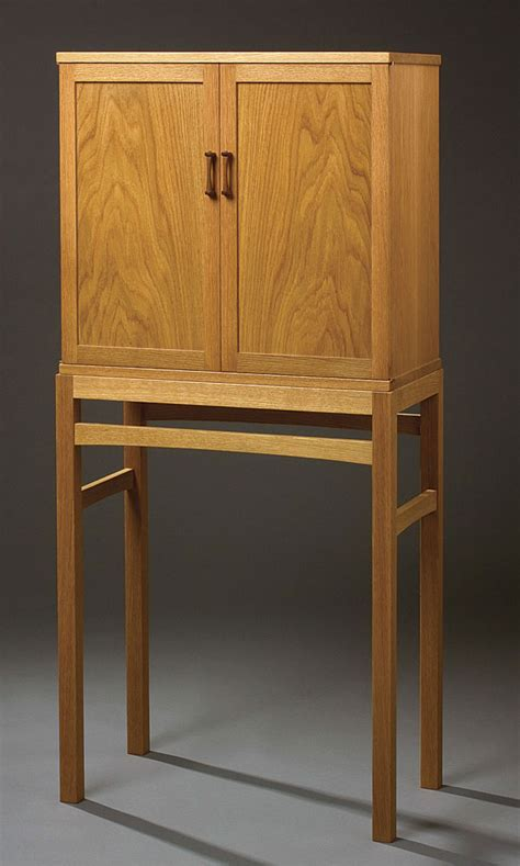 Krenovstyle Cabinet Finewoodworking