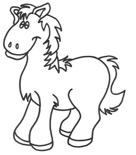 facile bambino cavallo disegno cavallo disegno per bambini facile con disegni di lupo