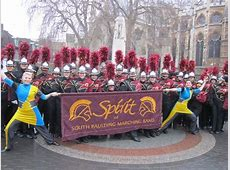Trip of Lifetime Spirit of South Paulding Band Marches in