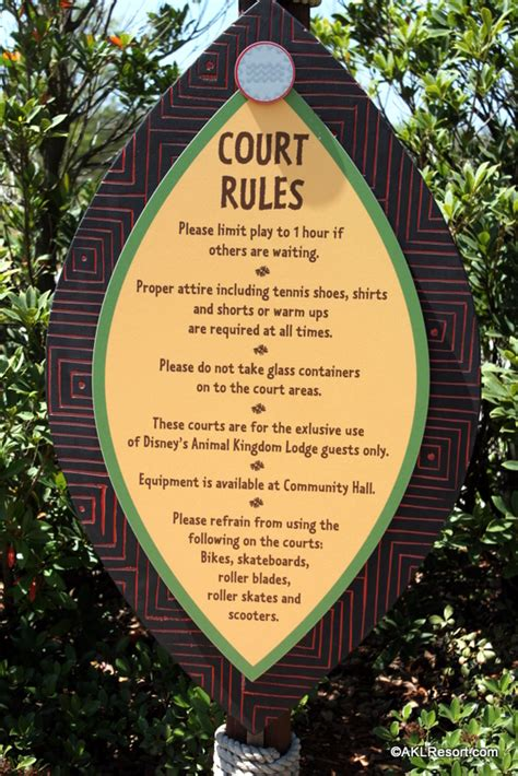 amenities disneys animal kingdom lodge fansite