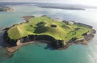 Brown's Island Auckland New Zealand Volcano Er…
