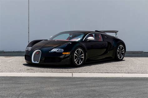 Average Bugatti Owner by This Bugatti Veyron Sang Noir For Sale Is One Of 12 The