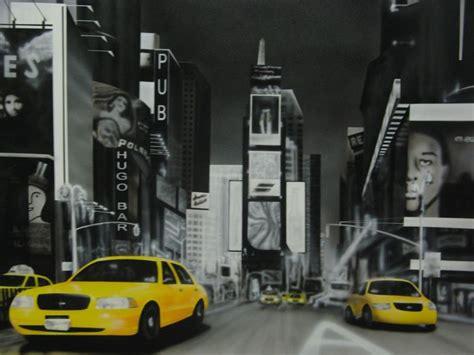 fresque mural et trompe oeil newyork city photo de fresque murale et trompe oeil