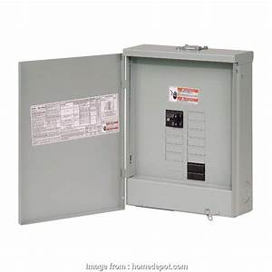 Wiring Outdoor Electrical Panel Perfect Eaton Br  Amp 10