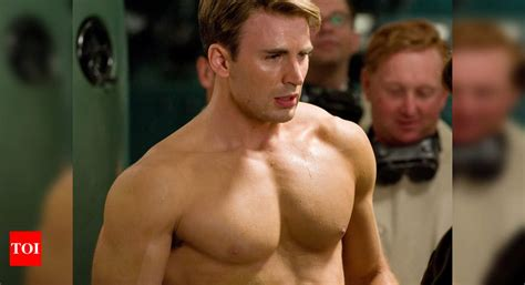 Chris Evans breaks his silence over accidental NSFW photo ...
